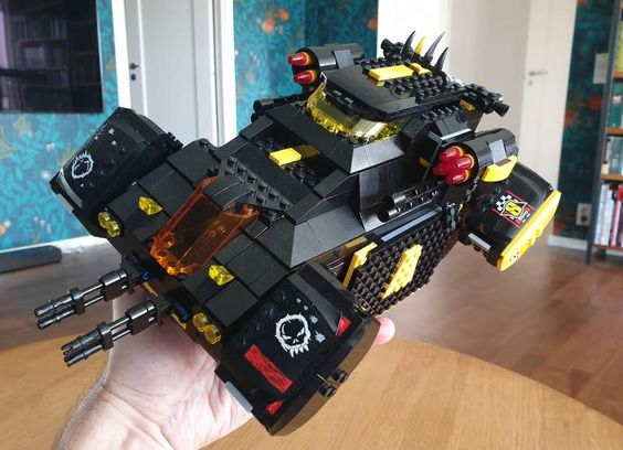 The Armoury: [BB19] Blacktron Baelfire Dropship, by Cakeman