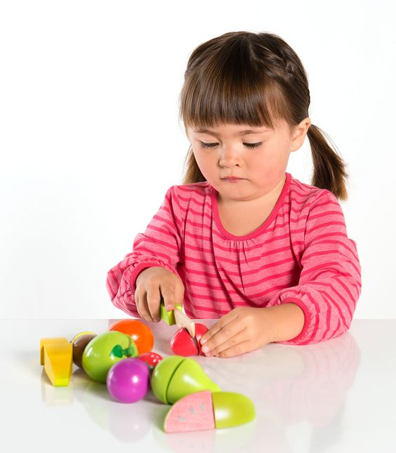 Buzzing Brains Cut and Play Fruits | Kiddicare: