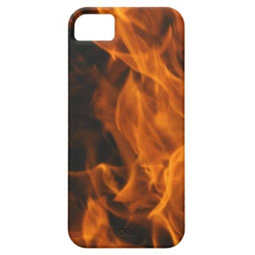 Firemen Flames Fire Peace Office Art Love Destiny iPhone 5 Cases