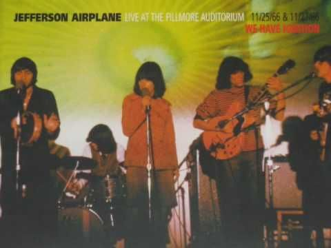 Jefferson Airplane - Live At The Fillmore Auditorium 11/25/66 & 11/27/66...