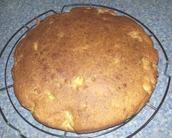 Das perfekte Karibischer Ananas Kokos Kuchen-Rezept mit einfacher Schritt-für-Schritt-Anleitung: Backofen auf 200g vorheitzen.