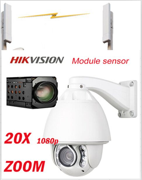 2015 Newest Auto Tracking Hikvision Module ip camera wireless 1080p wifi security system outdoor hd onvif cctv cameras