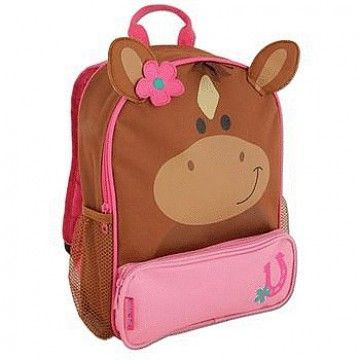 These Stephen Joseph SideKick backpacks include donations from both Gift of Happiness and Stephen Joseph!