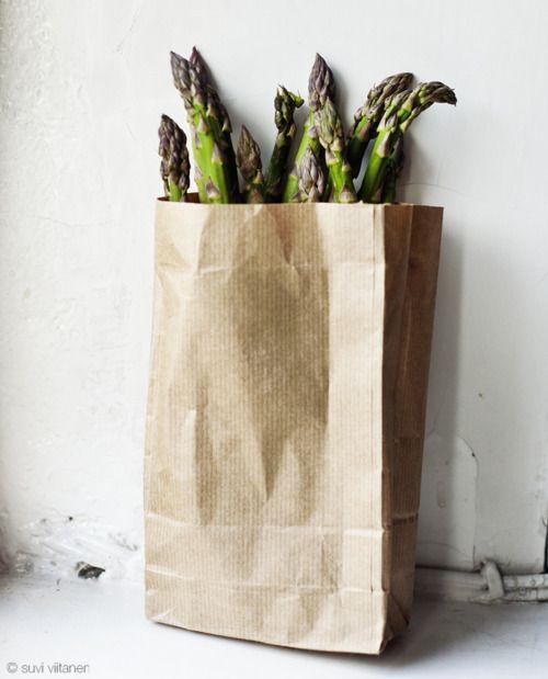 Mmm asparagus