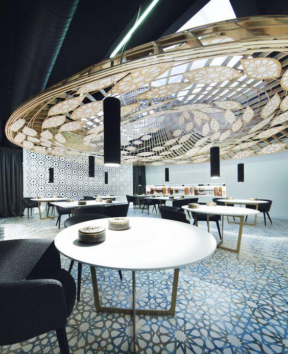 Galería de Noor Restaurant / GG Architects - 7