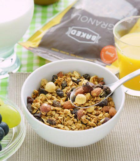 朝食に食べて活力を フルーツグラノーラ、ベスト10 : 日本経済新聞
