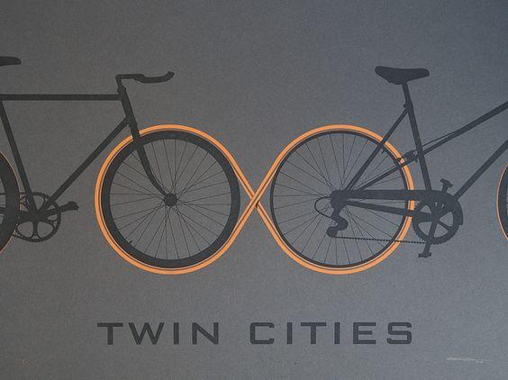 twin bike