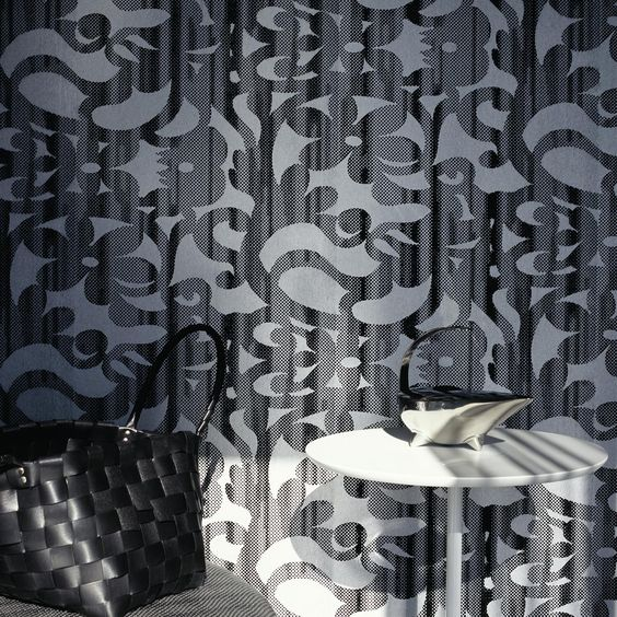 Elitis Tenue de Soiree Asphalt Jungle Wallpaper TP 151   TP 151   £241.40