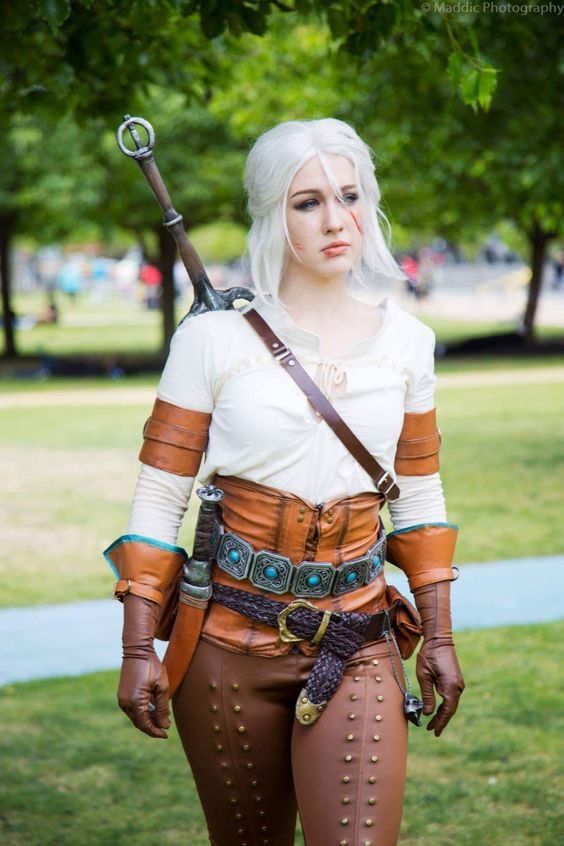 Cosplayer: Soylent Cosplay. Country: Australia. Cosplay: Ciri from The Witcher. Photo by: Maddic Photography. https://m.facebook.com/soylentcosplay/