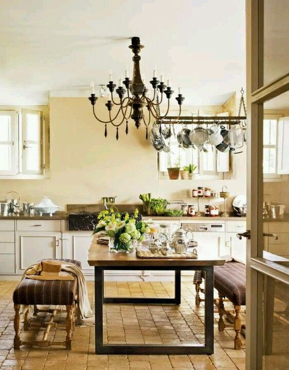 Vintage Styled Kitchen..