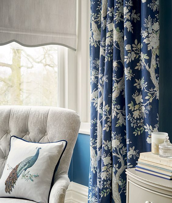 Excellent Ideas For Decorating With Blue | Laura Ashley