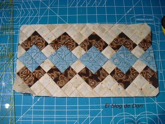 El blog de Dori: patchwork seminole