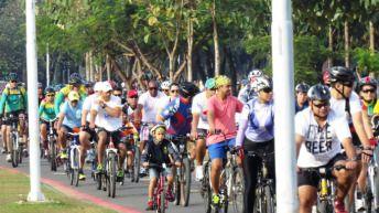 Indaiatuba By Bike acontece esse Domingo