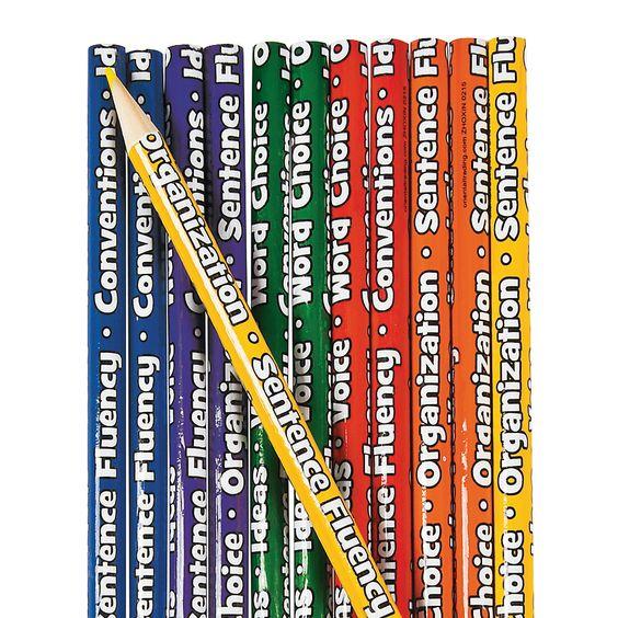 Editing Pencils - OrientalTrading.com