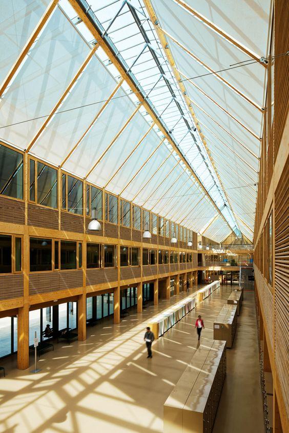 Liceo Internacional Nelson Mandela,© Takuji Shimmura