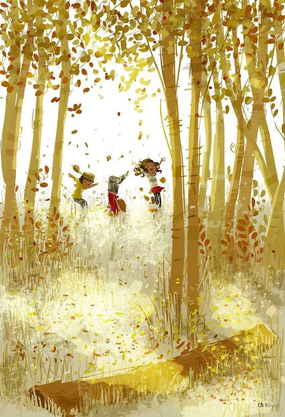 Down in Wonderland by the amazing Pascal Campion.