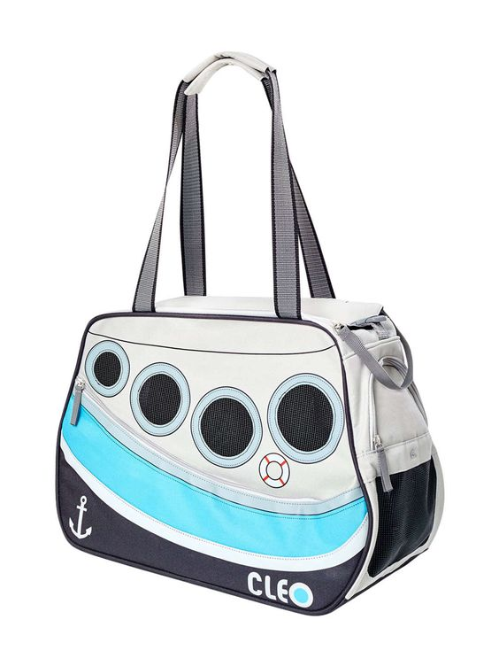 Cleo Petoboat Airline Approved Carrier