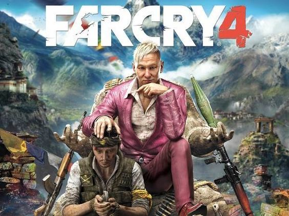 Far Cry 4 Game Download Images