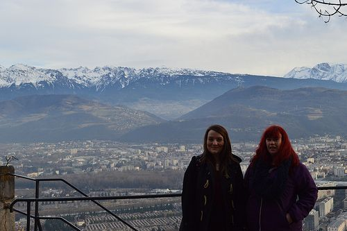 grenoble bastille walk