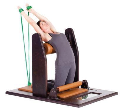 fle-xx Brust!  Einsatzgebiet: Oberer Rücken & Nacken | Muskelkette: Oberer Bauch & Rippenbögen