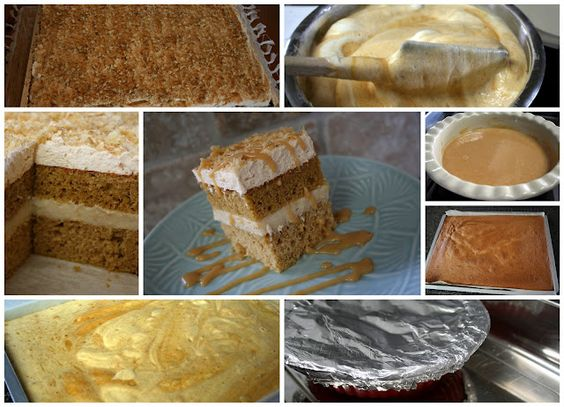 Pumpkin Chiffon Cake for a Crowd - Mennonite Girls Can Cook