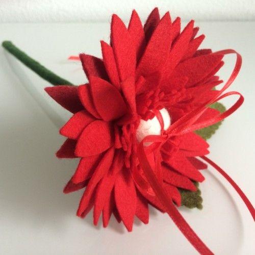 Ringkussentje en Ring-bloem