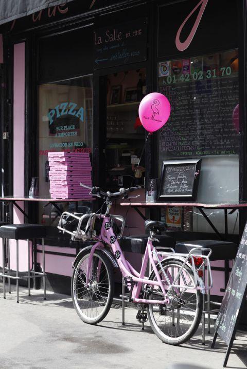 Pink Flamingo Pizza 67 rue Bichat 75010 Paris Neighborhood: 10ème arr. 01 42 02 31 70 www.pinkflamingop... Tue-Sat 12 pm - 3 pm Tue-Sat 7 pm - 11:30 pm 105 rue Vieille du Temple 75003 Paris 01 42 71 28 20