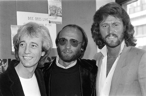 Disco died with the twins from the BeeGees....only Barry remains.