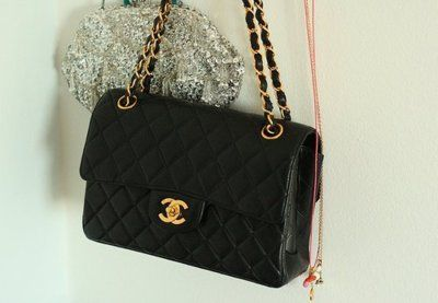 chanel bag...must have!!!!