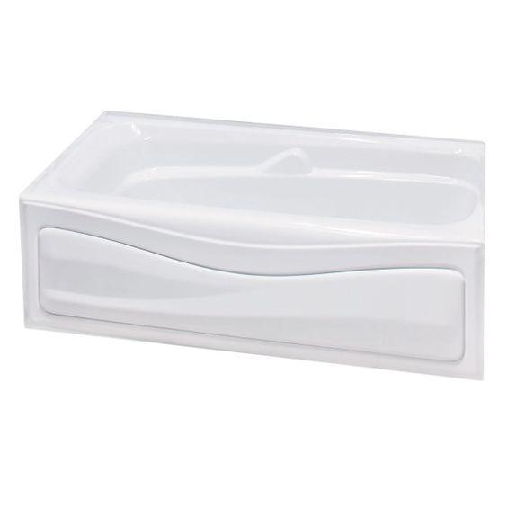 Baignoire corinthia ii rona salle de bain for Rona salle de bain
