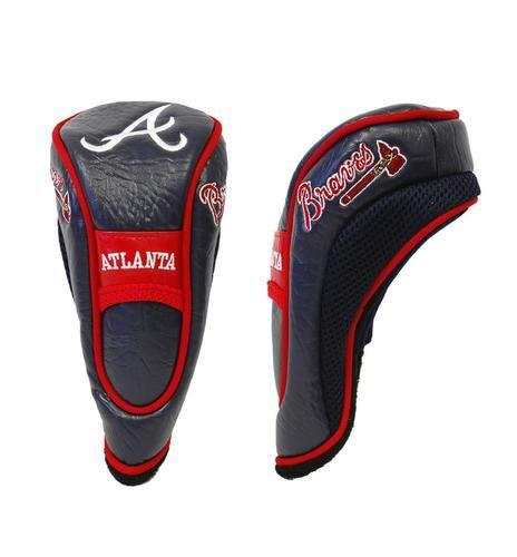 Atlanta Braves Hybrid Golf Club Headcover