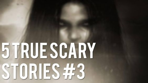 5 TRUE Scary Stories #3 (Short Edition)
