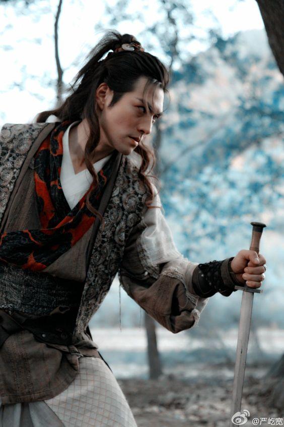 Xin Xiao Shi Yi Lang (新蕭十一郎) Kevin Yan as Xiao Shi Yi Lang