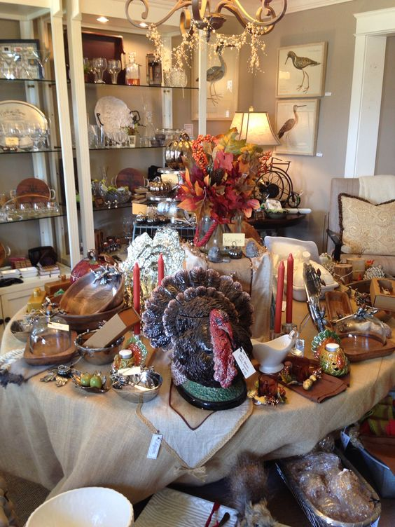 Thanksgiving is coming! Everyday Elegance in Purcellville, Va