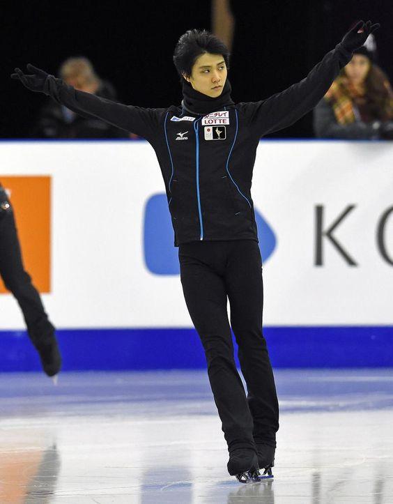 GPF 2015 ||  日刊スポーツ新聞社のニュースサイト、ニッカンスポーツ・コム(nikkansports.com)