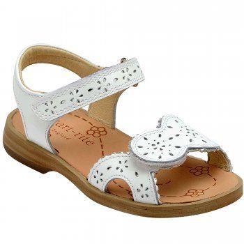 Startrite Brooke Velcro Fastening Leather Girls Sandals