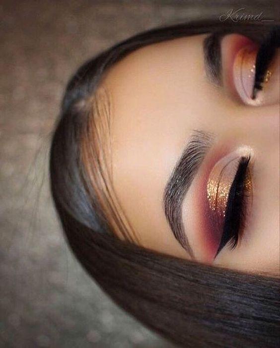 Gorgeous eye makeup looks