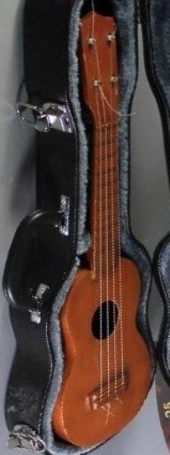 breuko german soprano ukulele