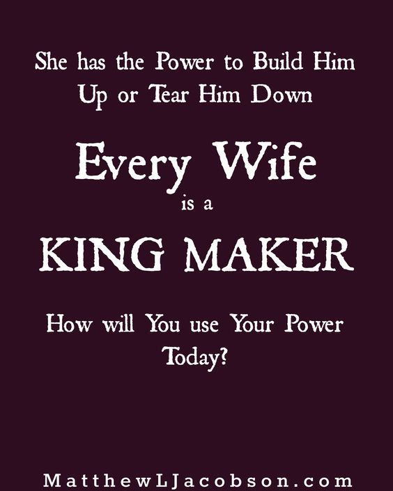 Wives are POWERFUL in the lives of their husbands. Build him up by speaking words of affirmation, respect, and confidence into the life of your man. 103 Words of Affirmation Every Husband Wants to Hear. MatthewLJacobson.com: