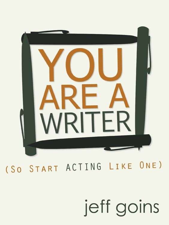 You Are a Writer  ($2.99)