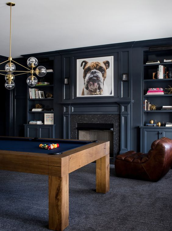 9 Basement Game Room Ideas the Whole Family Will Enjoy