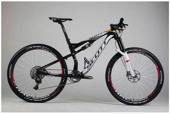 Future bike #scottbike #genius