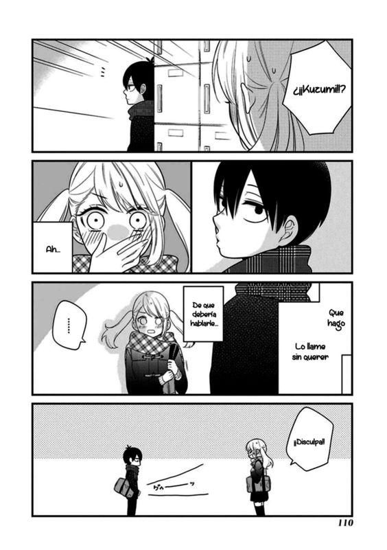 Kuzumi-kun, Kuuki Yometemasu ka? - MANGA - Lector - TuMangaOnline