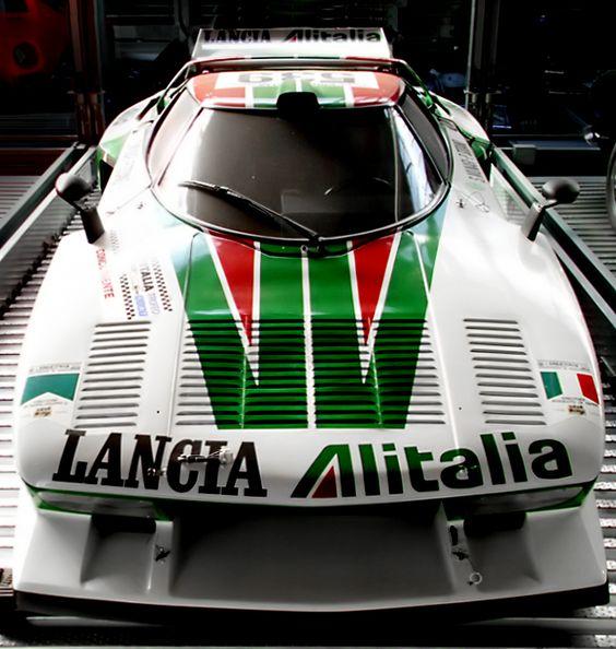Lancia Stratos Alitalia #Lancia #Rally #stratos #legendcars #italiancars #omg @lanciaauto