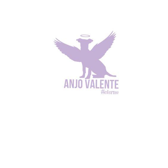 Camiseta Personalizada Anjo Valente