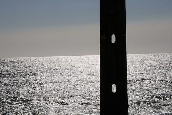 Prescrutando o mar! ... // Praia de Moreiró. Leça da Palmeira 2008 julho // Fto Olh 01 084 prescrutando o mar! ... 20080904 2356