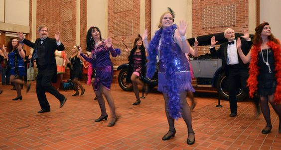 Seen@: Martinis, Jazz, & The Roaring 20's at the Wood Museum of Springfield History - Photo Gallery - masslive.com: History Photos, Photo Gallery, Photo Galleries