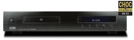EX-602 Platine CD Audiophile - Lecteurs CD - CinAudio