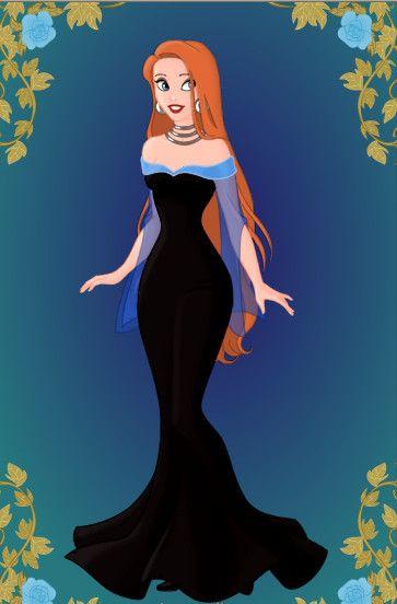 Lady Giselle by whitelighter5.deviantart.com on @deviantART: