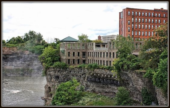 High Falls Area, Rochester NY